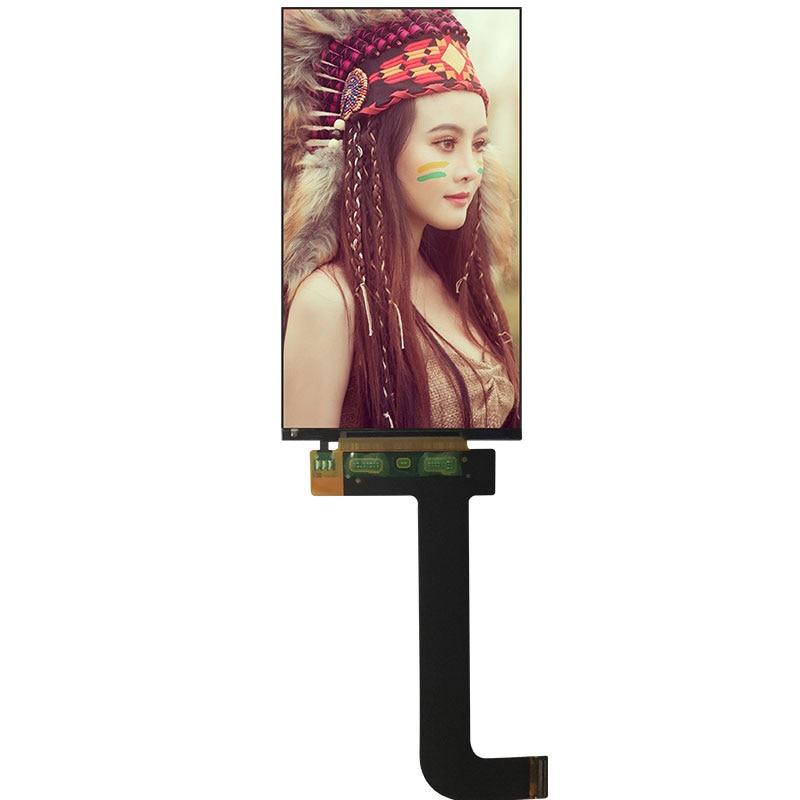 5.5 polegada tela de LCD 1440x2560 exibição LS055R1SX03 2K com HDMI para placa controladora para WANHAO D7 MIPI 3d Impressora Peças Do Projetor