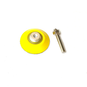"""Image 5 - 1 pièce buse de protection de secours 3 """"/2"""" pour perceuse crochet et boucle disque de ponçage Air ponceuse matrice meuleuse accessoires"""