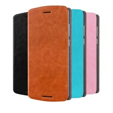 For Lenovo Vibe K4 Note Cases MOFI Rui Series PU Leather Stand Phone Cover Case for Lenovo A7010 / Vibe X3 Lite / K4 Note Shell
