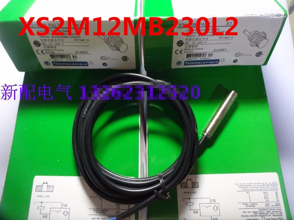 Original new 100% special selling high precision new sensor XS2M12MB230L2 quality assurance (SWITCH) tchernov cable special xs sc sp bn 1 65 m