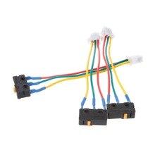 10 шт. газовый водонагреватель микро переключатель три провода небольшой ВКЛ-ВЫКЛ контроль без сплинтера