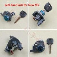 Auto Car Trái Cửa Xi Lanh Khóa khóa đánh lửa Centrol Khóa Đối Với Mazda M3 NEW M3 AXELA New M6 khóa Xe