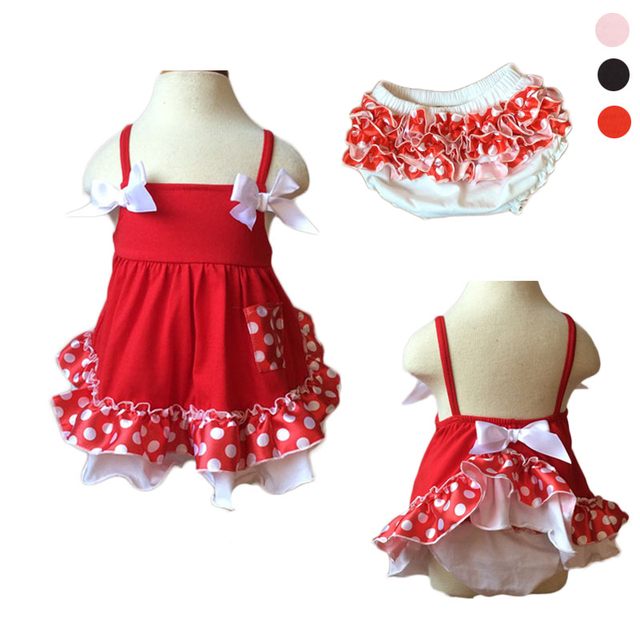 59e98a7aa2bf Summer Baby Girls Slip Dress Christmas Halloween Infant Toddler ...