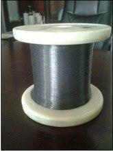 Dia 0.18mm Gr2 pure titanium wire gr1 titanium wire dia 0 12mm 1kg free shipping