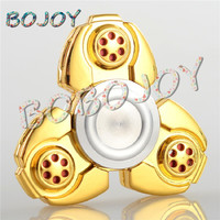 50x Hand Spinner Fidgets Toy Aluminum Sensory Fidget Finger Spinner For Autism And ADHD Kids Adult