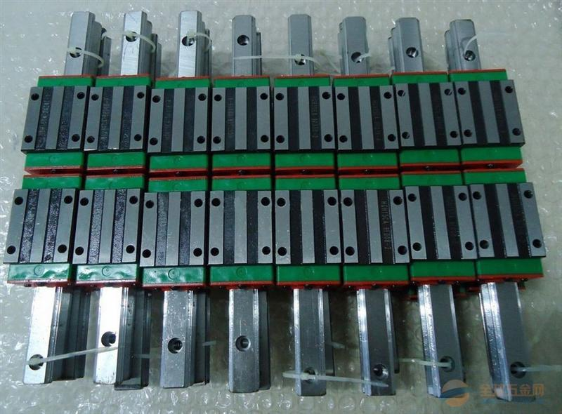 100% genuine HIWIN linear guide HGR45-300MM block for Taiwan hiwin 100