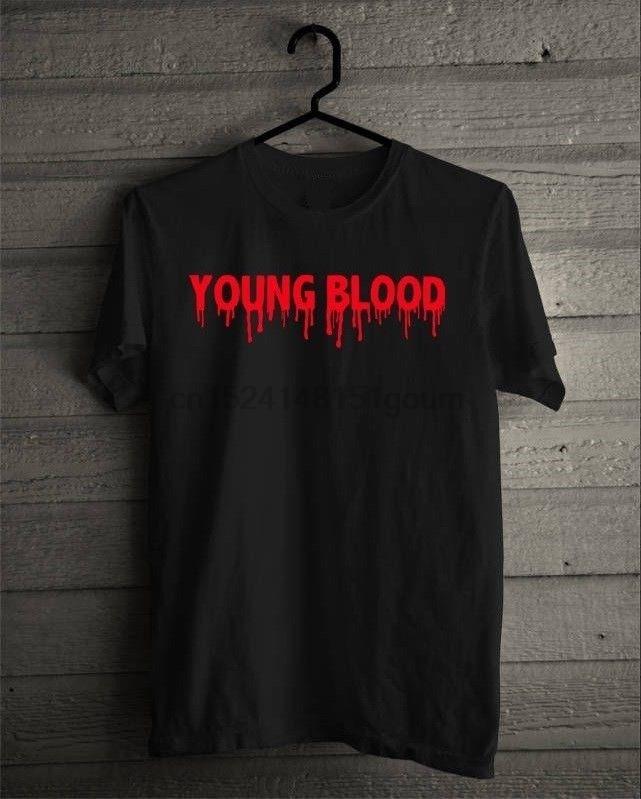 e64983503ad2 Detail Feedback Questions about Young Blood T Shirt 5SOS Unisex t shirt Tee  Adult Men Women Women tshirt on Aliexpress.com