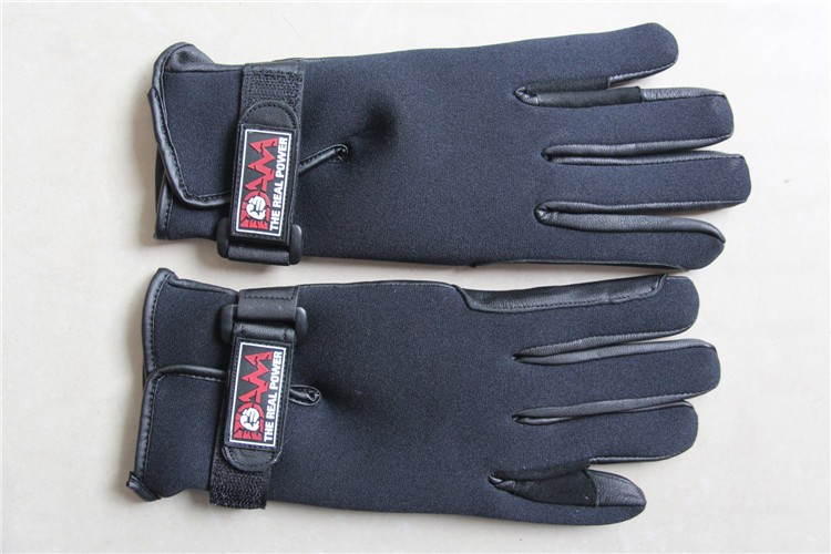 Classic Goatskin Horse Riding Gloves Tactical Military Gloves Touch Screen Horse Riding Equestrian Gloves Skiing Gloves