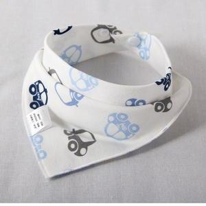 Baby Scarf Baby-Accessories Burp-Cloth Eating Triangle Waterproof Beby-Bib-Bandana Cotton