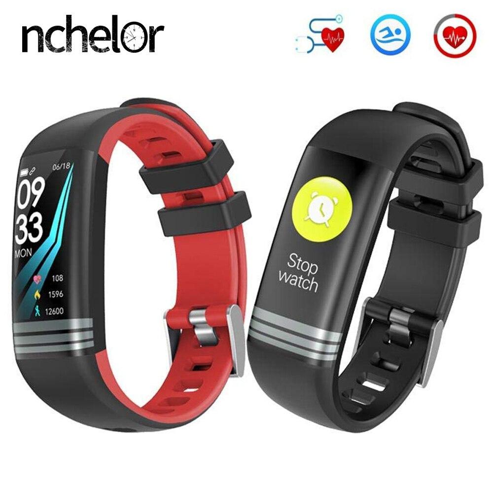 NEW Smart Fitness Bracelet Waterproof Color Screen Blood Pressure Oxygen Heart Rate Multi-Sport Mode Sport Watch for Women Men