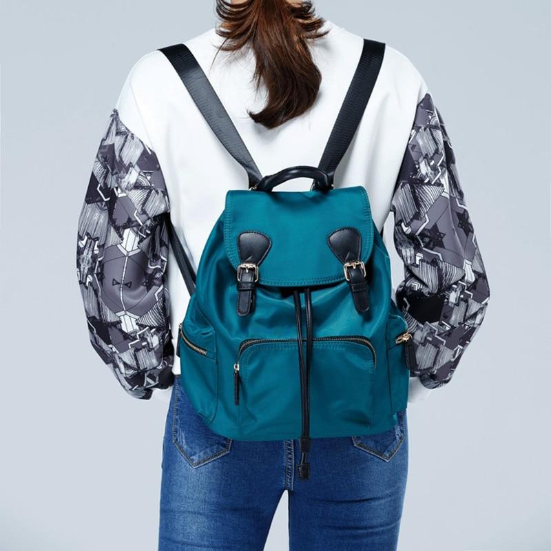 Women Backpacks Nylon Casual Travel Rucksacks Large Capacity School Bags for Teenager Girls Brand Lady Backpack Bagpack Women Backpacks Nylon Casual Travel Rucksacks Large Capacity School Bags for Teenager Girls Brand Lady Backpack Bagpack