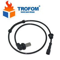 Front R/L ABS Wheel Speed Sensor For Audi 100 A6 1.8 1.9 2.0 2.3 2.4 2.5 2.6 2.8 4A0927803 ALS1476 5S10441 SU11894 4A0 927 803|sensor sensor|sensor speed|sensor abs -