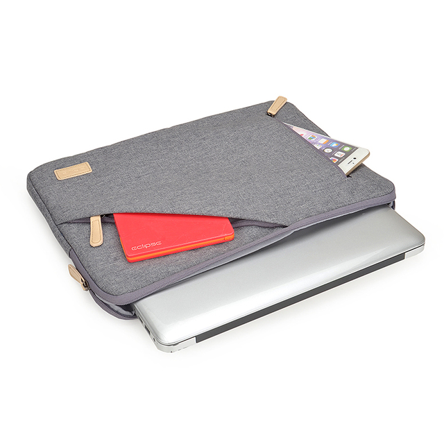 New Laptop Sleeve With Small Bag In Front 13.3