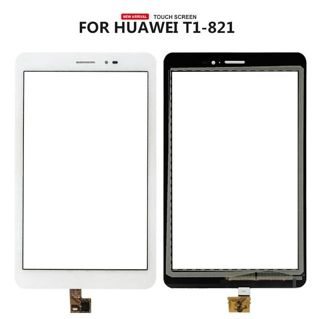 For Huawei MediaPad T1 8.0 Pro 4G T1-823 T1-823L T1-821 T1-821L T1-821 Touch Screen Digitizer Sensor Replacement Parts