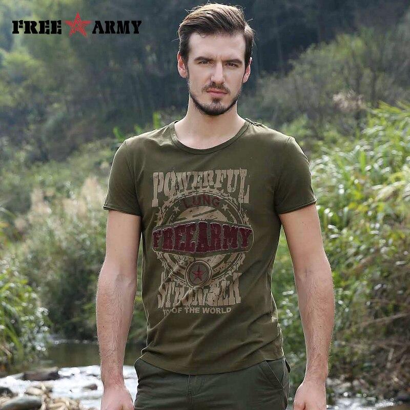 FREEARMY Yeni Varış Gömlek Erkekler Baskılı Marka Giyim Moda - Erkek Giyim