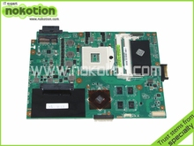 for ASUS K52JC Mainboard 60-NZIMB1200-A03 69N0IHM12A03 Laptop Motherboard HM55 GT310M DDR3 Mother Boards Free Shipping