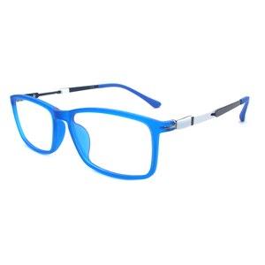 Image 5 - Reven Jate lunettes en acétate 98180, monture de lunettes souple, haute qualité, monture monture de lunettes de vue pour hommes et femmes