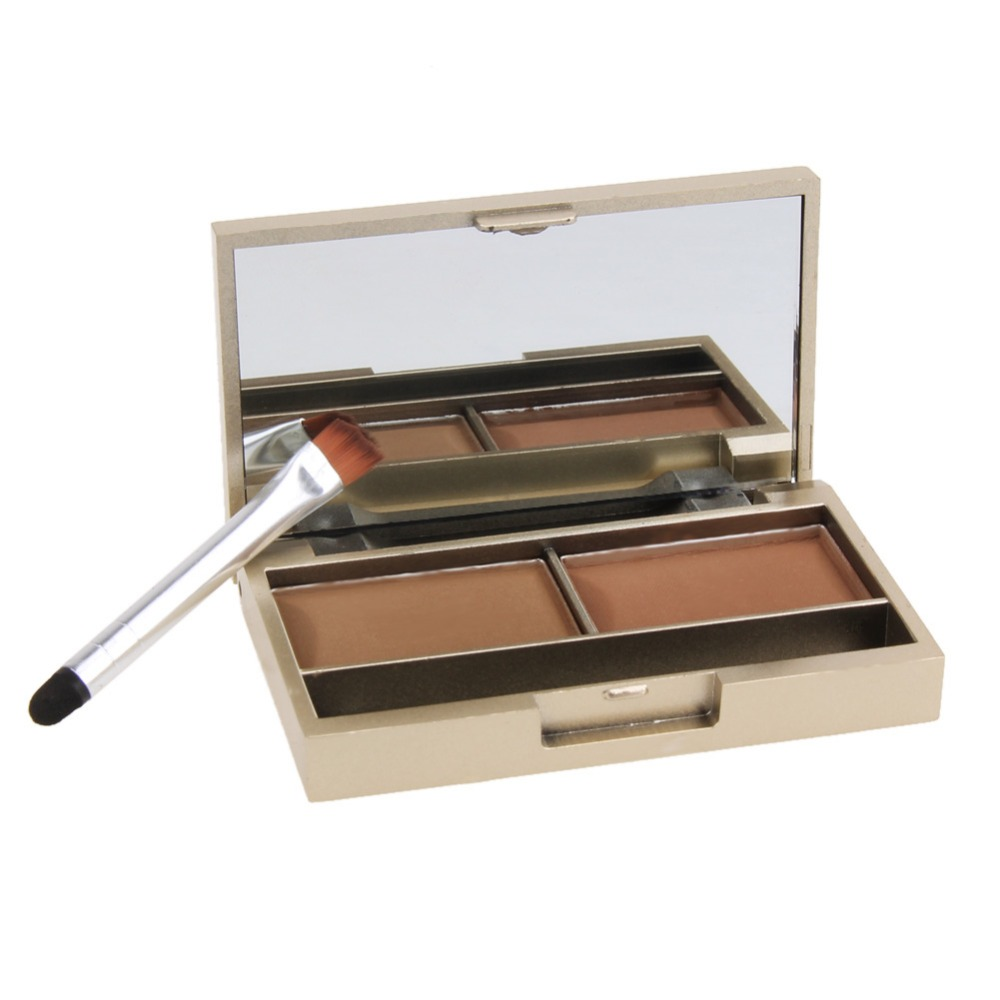 Eyebrow Powder Eye Brow Palette Cosmetic Makeup Shading Kit