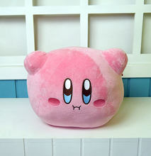 High Quality Cute Kirby Pillow Soft Warm Cushion Toy 30cm Pink Stuffed & Plush Cartoon Doll(China)