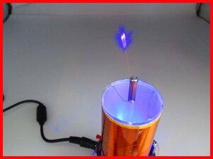Image 5 - الموسيقى تسلا لفائف لتقوم بها بنفسك جناح ZVS التكنولوجيا الفيزياء الالكترونيات تصنيع أجزاء تسلا الصغيرة
