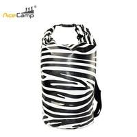 AceCamp 20L Fishing Sport Bag Outdoor Camping Swimming Bag Waterproof Dry Sack Durable Laminated Vinyl Material Duraflex Buckle