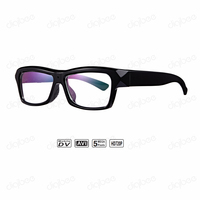 New TR90 Frame 720P HD Wearable Smart Eyeglasses Mini Video Camera Glasses Video Recorder With 32GB