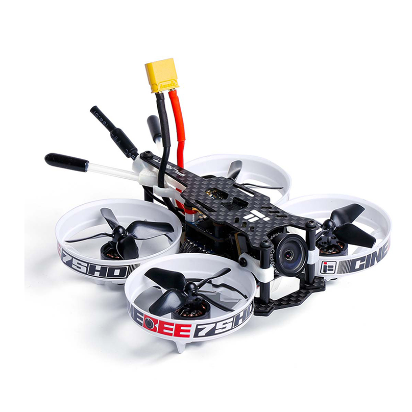 IFlight CineBee 75HD 2-4 S Drone succx F4 tour 12A 4in1 ESC VTX FPV 1080 P tortue V2 pour 75mm minuscule Bwhoop quadrirotor PNP BNF
