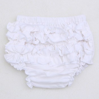 Baby Shorts Bloomers Infant Toddler Girls Boys Cotton Ruffle Pants Cute Kids Baby Diaper Cover Clothes Newborn Flower Shorts 1