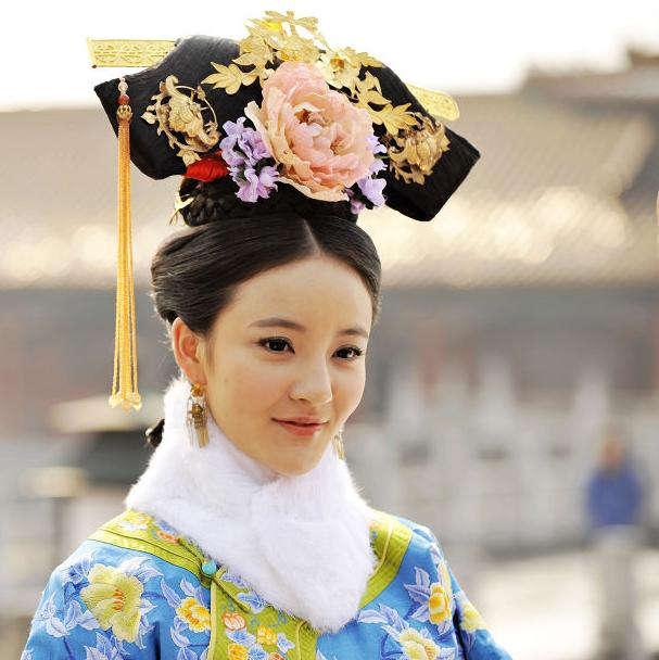 Qing Dynasty Princess Full Set Hair Tiaras TV Play BuBuJingXin Handmade Antique Pinach Artwork Hanfu Accessory QiTou Accessory диван friendly faces of the qing dynasty rh