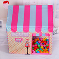 New Tent For Children Ocean Balls Tent Ball Baby Game Inside Outdoor Kids Paly Tents Girl Dream House OFS038