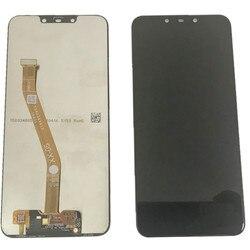 Dla Huawei Mate 20 Lite wyświetlacz LCD ekran dotykowy Digitizer części zamienne do montażu dla SNE-LX1 SME-LX3 LCD 6.3