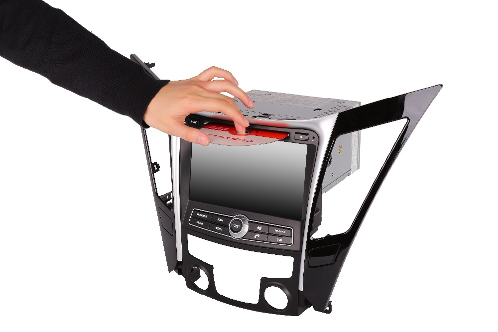 Sale Android 6.0 8 inch CAR DVD Player gps navigation FOR Hyundai Sonata 8 YF I40 I45 I50 2011 2012 2013 2014 2015 radio 3