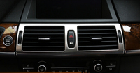 For BMW X5 2009 2013 Car ACentral Air Ondition Outlet Vent Cover