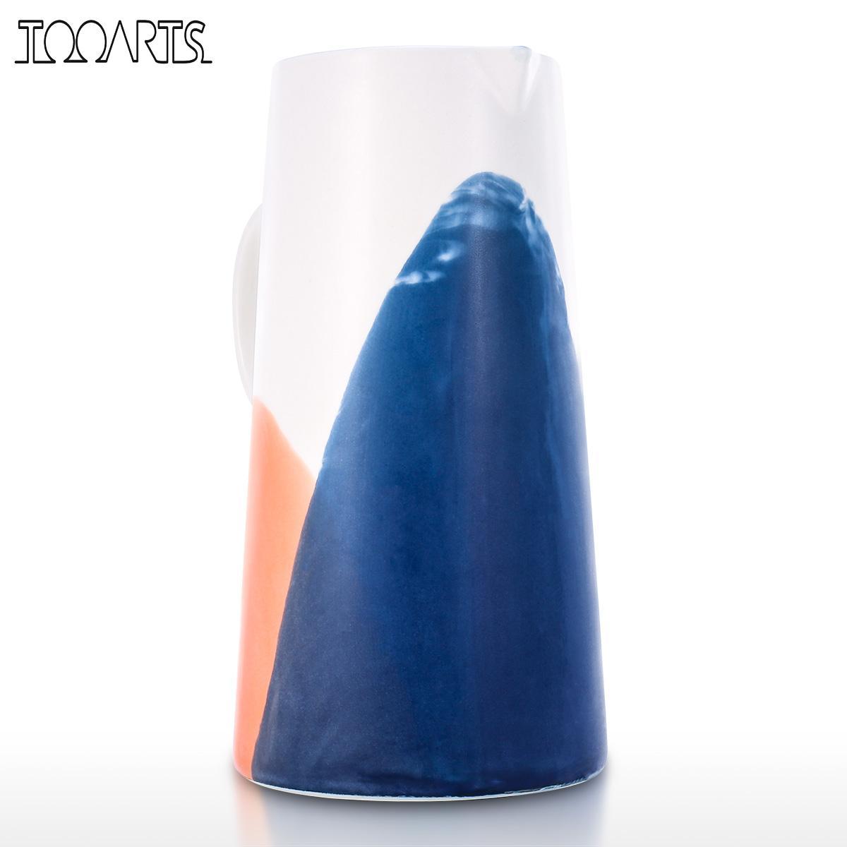 milk pitcher Ceramic Pitcher Decorative Use Ideal Gifts for Home Weddings Milk Jug Pot Espresso Coffee Creamer Pourer