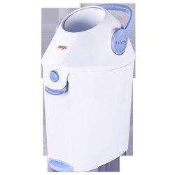 Детское ведро для подгузников, не смачивающее, специальная приемная гостиная, ванная комната, герметичное ведро для мусора с защитой от зап...
