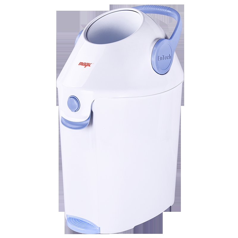 Baby Diaper Bucket Non-wetting Special Receiving Living Room, Bathroom, Sealed And Odor-proof Rubbish Bucket