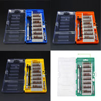 60 in 1 Cacciavite di Precisione Strumenti di Riparazione Kit Per La Cellula Esterna gadget