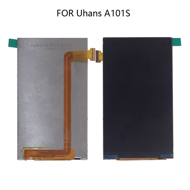 For 5 inch Uhans A101 A101s LCD A101 A101S Screen 100% via tablet test kit replacement + free tools Free shipping