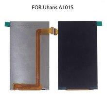 Per 5 pollici Uhans A101 A101s LCD A101 A101S Schermo 100% via tablet kit per il test di ricambio + strumenti gratuiti trasporto libero