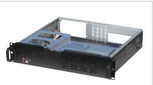 2u server computer case 2u industrial computer case atx motherboard