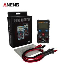Aneng V03A Data Multimeter Ncv Digital Lcd Ac/Dc Voltmeter Auto Range Diode Resistence Frequency Capacitance Tester