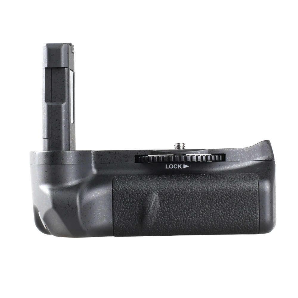 Spash pionowy uchwyt baterii do lustrzanki cyfrowe Nikon D5300 D5200 D5100 wielozakresowy uchwyt baterii praca z EN-EL14
