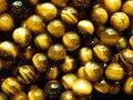 Envío gratis ( 2 hilos / sistema ) natural de 10 mm brown tiger eye cuentas redondas lisa venta al por mayor piedra