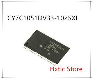 NOVA 10 PCS CY7C1051DV33-10ZSXI CY7C1051DV33-10ZSX CY7C1051DV33-10 CY7C1051DV33 CY7C1051 TOSP-44 IC