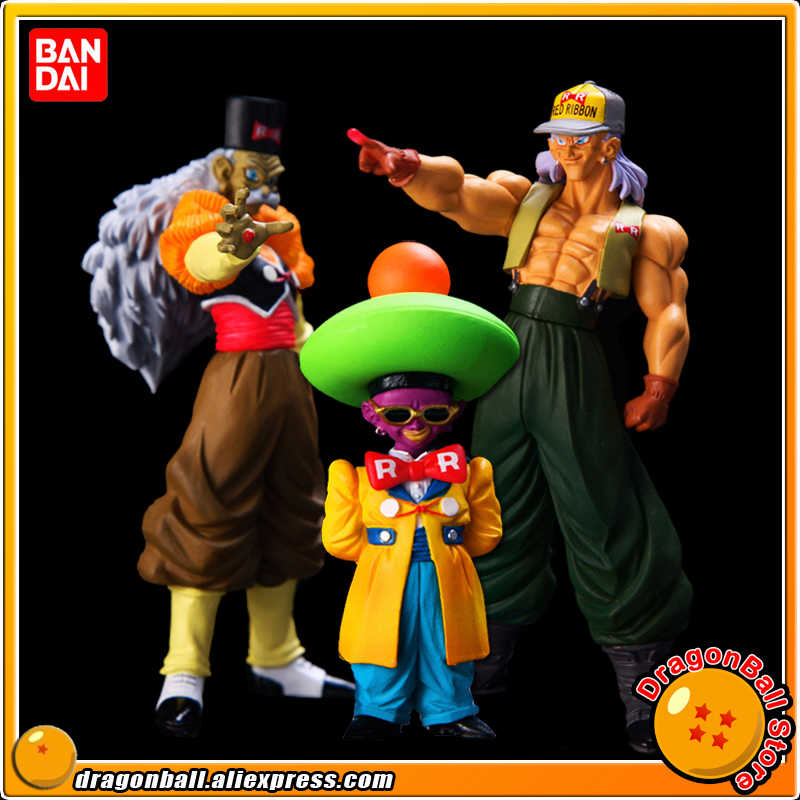 "Anime ""DRAGONBALL Dragon Ball Z"" Genuine Original BANDAI DG (DIGITAL GRAU) goku Gashapon PVC Brinquedos Figura-Android 13 15 20"