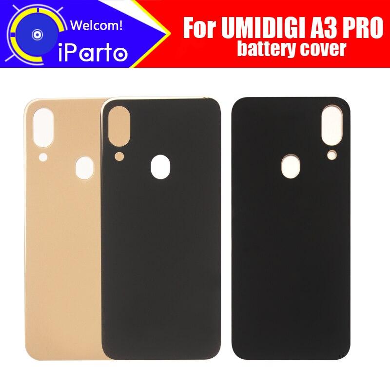 5.7 inch UMIDIGI A3 PRO Battery Cover 100% Original New Durable Back Case Mobile Phone Accessory for UMIDIGI A3 PRO