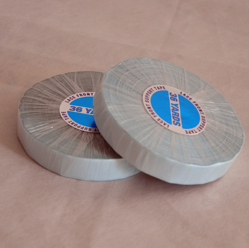 1 27cm 1 2inch 36yards Lace Front Support Tape Blue