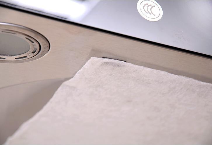 Dunstabzugshaube filter vlies cm universal verwenden küche