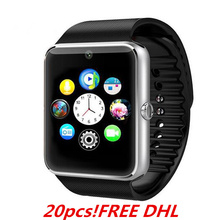 20pcs! Android Smart Watches GT08 Clock Bluetooth Connectivity Smart