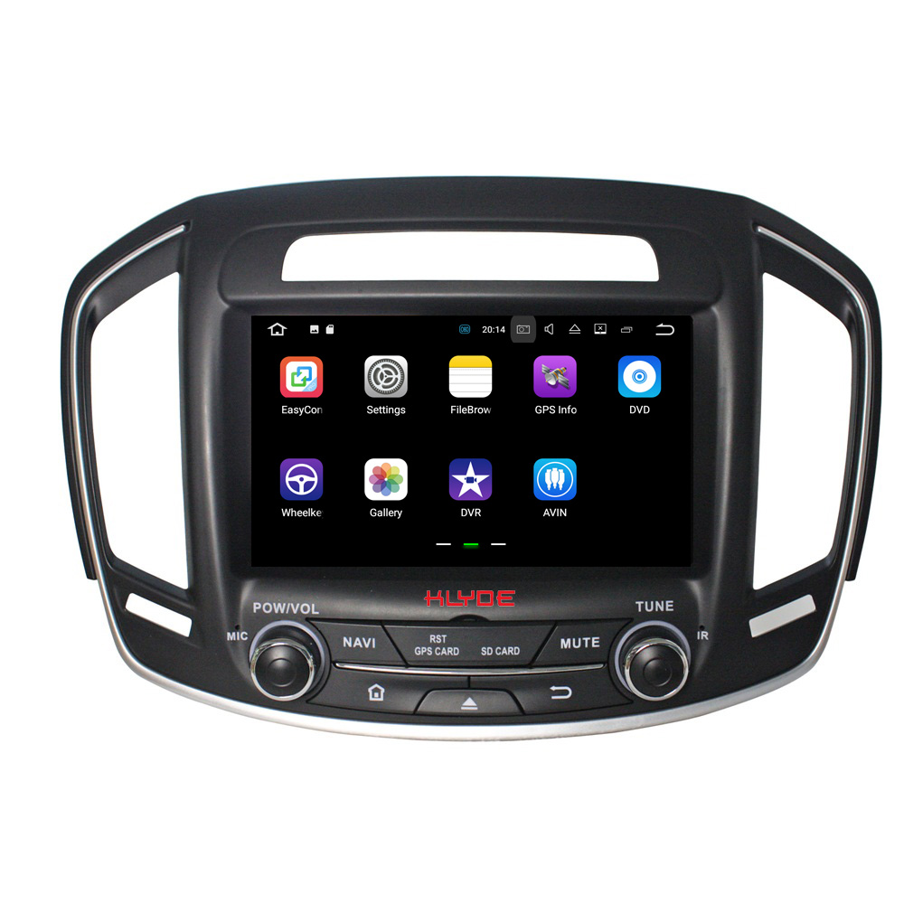 KLYDE 1 Din 8 Separate Android 7 1 Car Multimedia Player For BUICK Regal 2014 2016